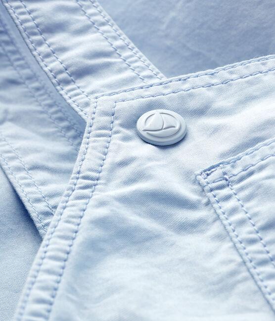 Baby-Kurzlatzhose für Jungen. blau Fraicheur