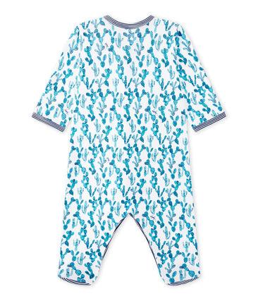Baby-Jungen-Strampler mit Kaktus-Print