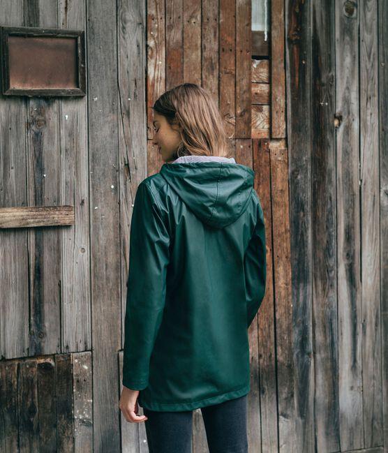 Regenjacke unisex grün Sherwood