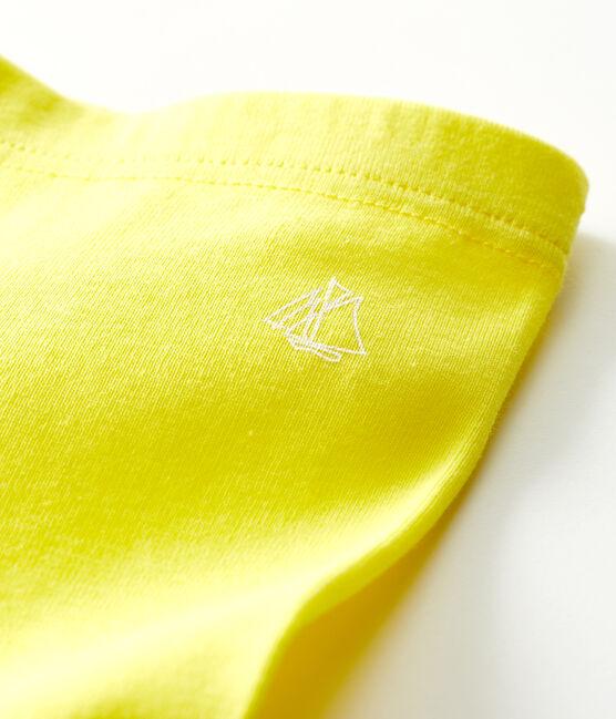 Baby-Leggings gelb Eblouis