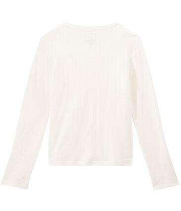 Damen-Cardigan aus extrafeinem, gedoppeltem Jersey