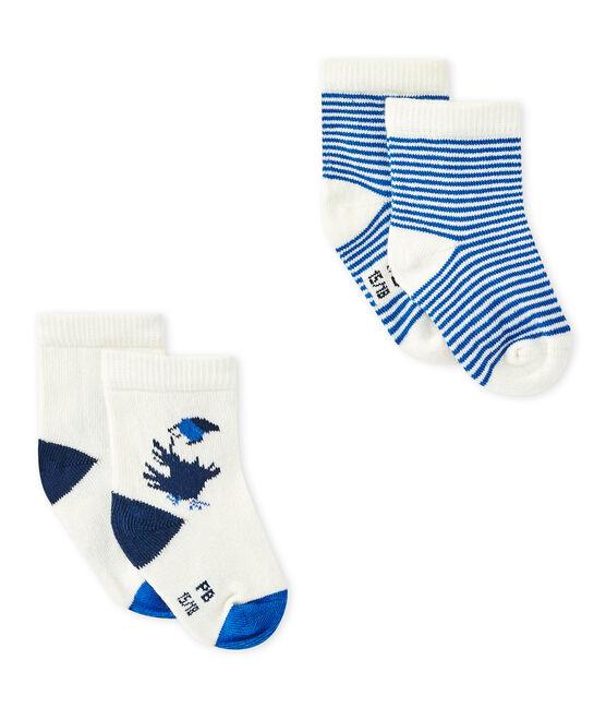 Baby-Jungen-Socken im 2er-Set lot .