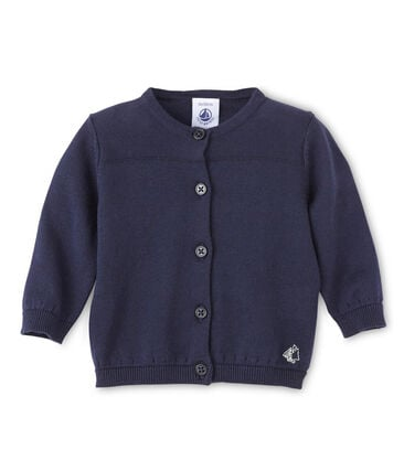 Baby-Mädchen-Cardigan aus Baumwolle