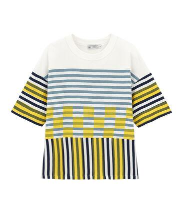 Grafisches kurzarm-t-shirt unisex