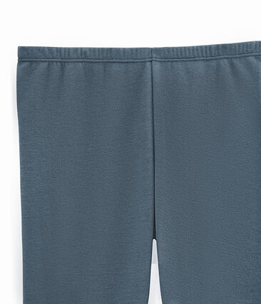 lange damen-unterhose blau Turquin