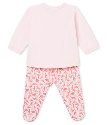Baby MädchenSchlafanzug