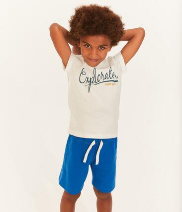 Kurzärmeliges Kinder-T-Shirt Jungen