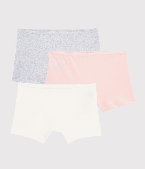 3er-Set Shortys für kleine Mädchen lot .