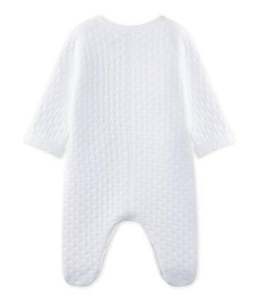 Unisex-Baby-Strampler aus bedrucktem, gedoppeltem Jersey