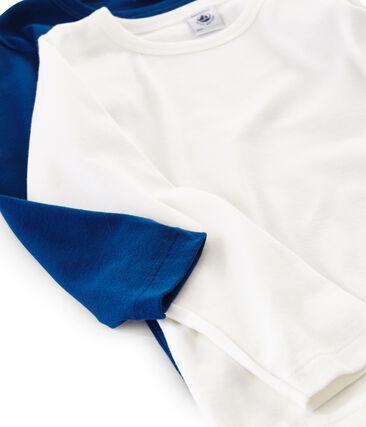 2er-Set langärmlige T-Shirts für kleine Jungen