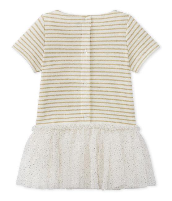 Kurzärmeliges Baby-Mädchen-Kleid