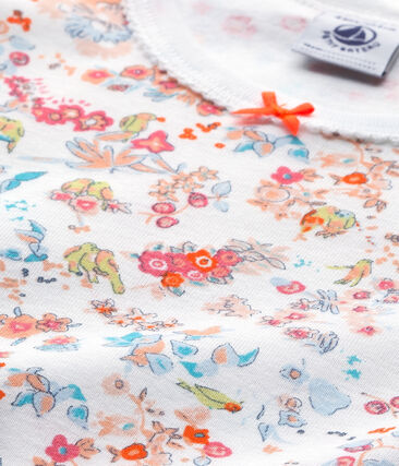 Bedrucktes Mädchen-Nachthemd