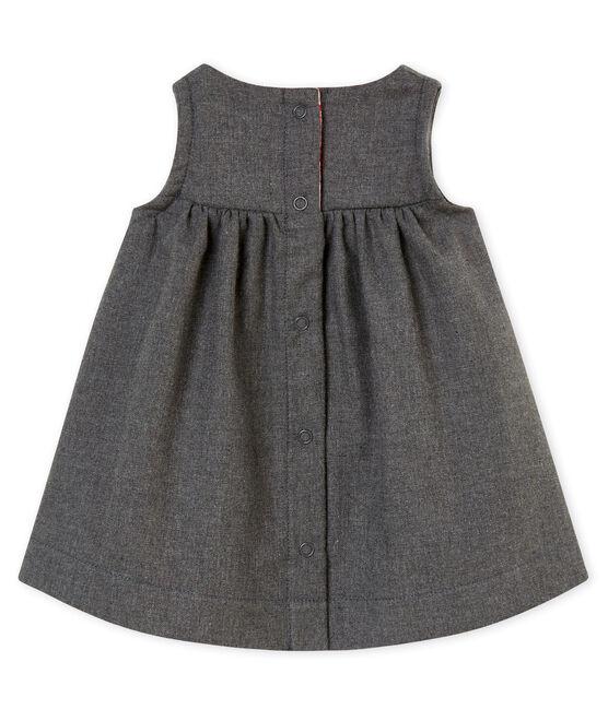 Baby MädchenKleid grau Subway