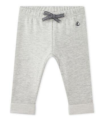 Baby-Jungen-Hose aus Molton