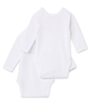 Duo Baby-Bodys für Neugeborene, Unisex lot .