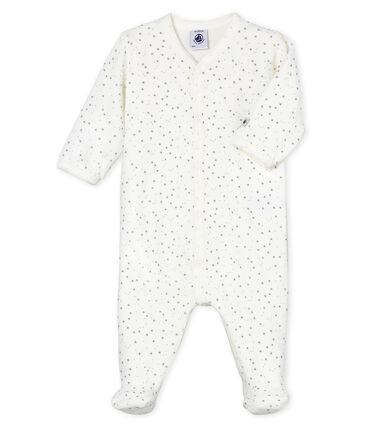 Baby-Strampler aus Samt, Unisex