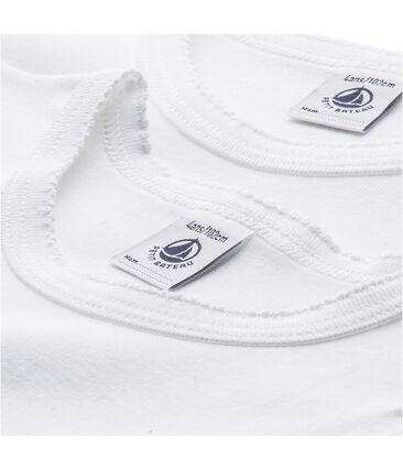 Duo aus kurzärmeligen T-Shirts für Mädchen