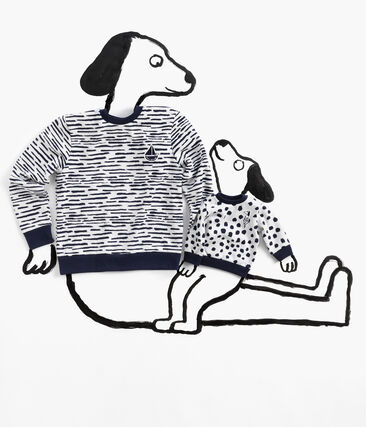 Sweatshirt in Kooperation mit Jean Jullien