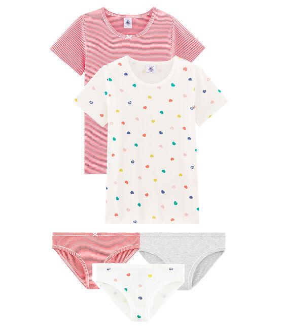 Unterwäsche-Set für kleine Mädchen lot .