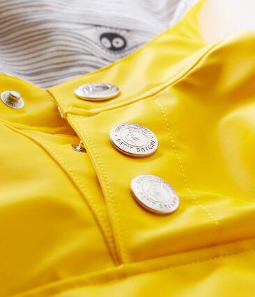 Unisex-Cape für Kinder gelb Jaune