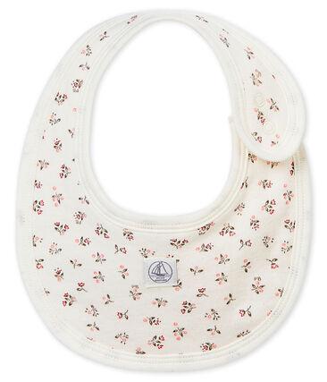Unisex Baby Lätzchen aus gedoppeltem Jersey mit Print