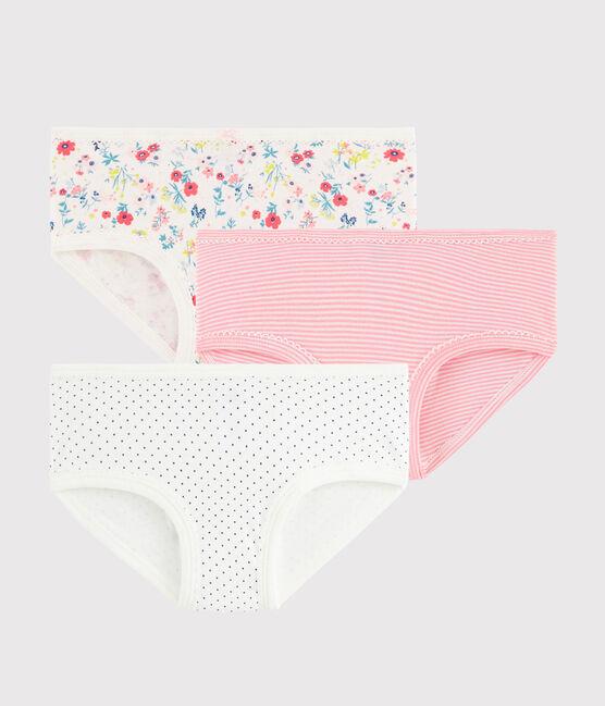 Set mit 3 Unterhosen für kleine Mädchen lot .