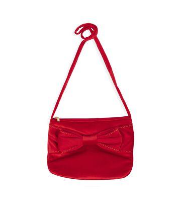 Kinder-Tasche Mädchen rot Terkuit