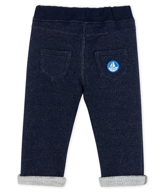 Baby-Hose aus Molton für Jungen SMOKING