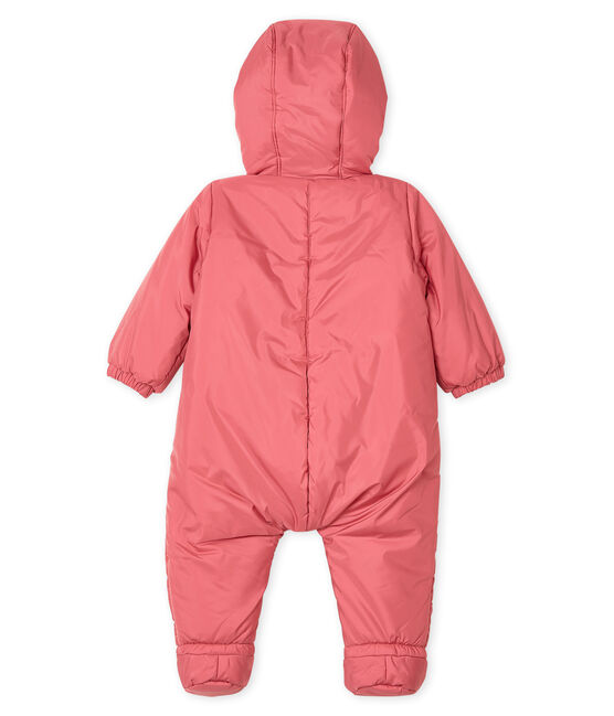 Baby-Fliegeroverall unisex rosa Cheek