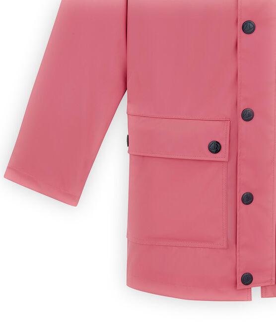 klassische unisex-regenjacke rosa Cheek