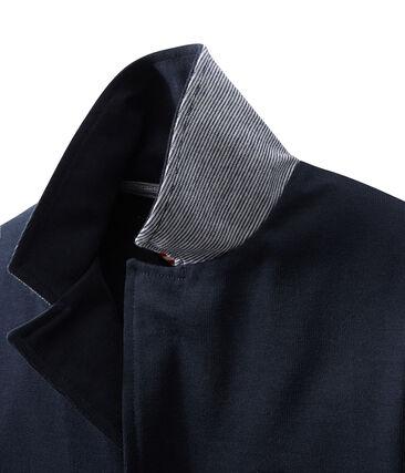 Jungen-Jacke aus schwerem Jersey