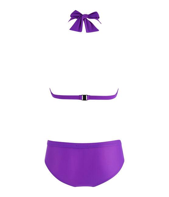 Umweltfreundlicher Bikini Damen violett Real