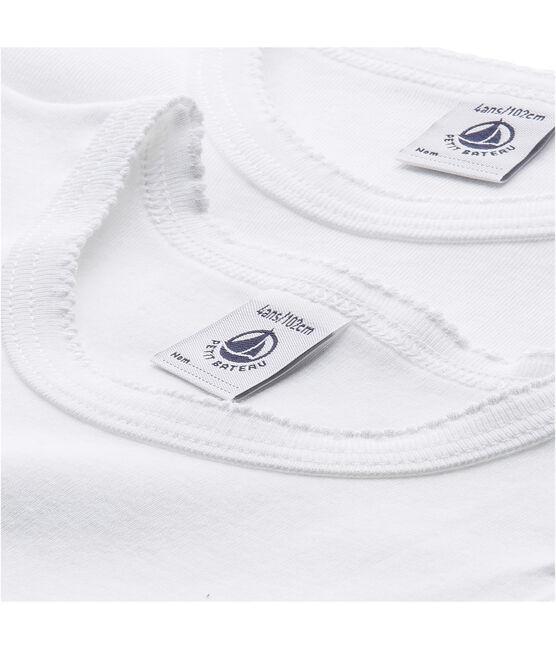 2er-Set kurzärmlige T-Shirts für Mädchen lot .