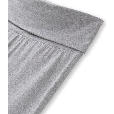 Einfarbige Damen Tanzhosen aus Lycra Jersey