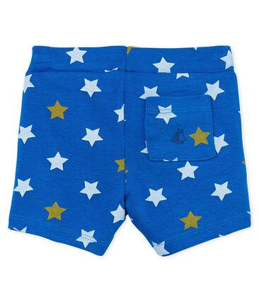 Gemusterte baby-shorts jungen