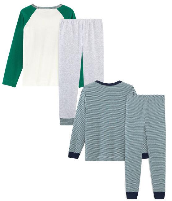 Set aus 2 Pyjamas für kleine Jungen lot .