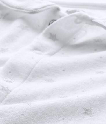 Unisex-Baby-Strampler und Mütze für Neugeborene