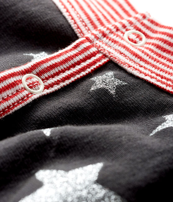 Hunde-Decke aus Rippstrick grau Capecod / grau Argent