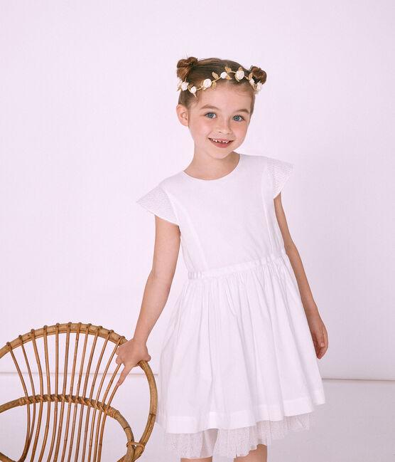 Kinder-Blumenkrone Mädchen braun Dore Brillant