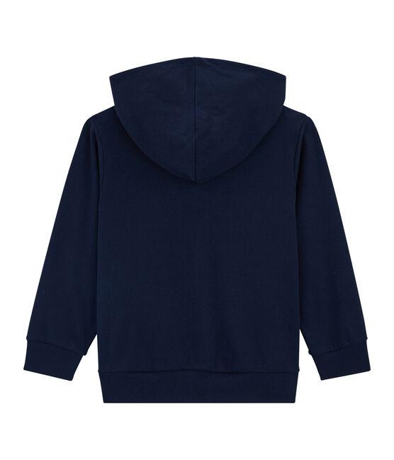 Kinder-Sweatshirt blau Smoking