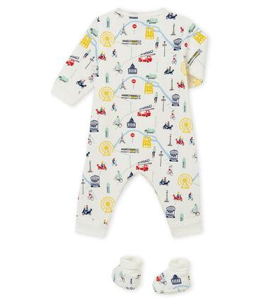 Baby Jungen Strampler und Socken im Set