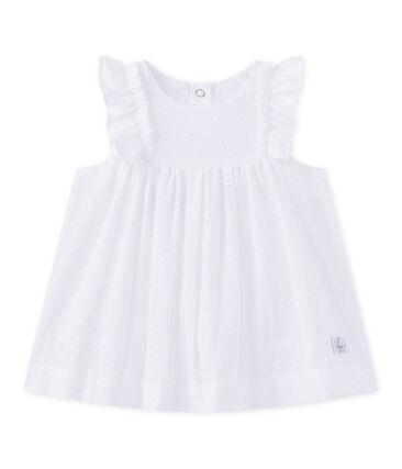 Besticktes Baby-Mädchen-Kleid