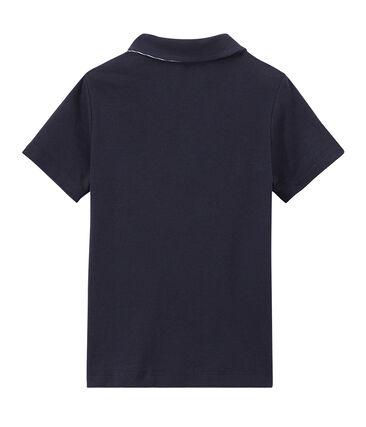 Jungen-Polohemd