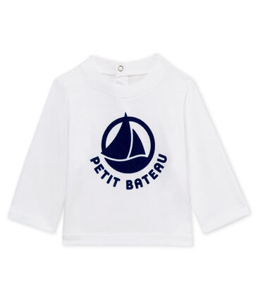 Langärmeliges Unisex-T-Shirt für Babys, beflockt