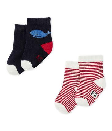 Baby Jungen Socken in 2er-Set lot .