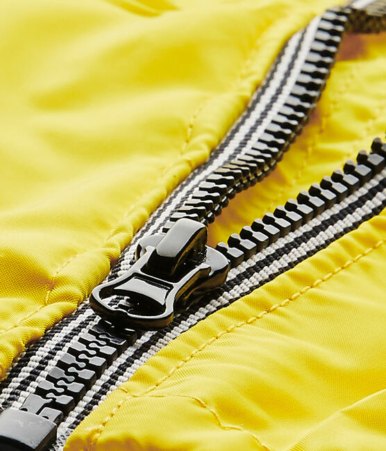 Unisex-Baby-Windbreaker in Gelb gelb Jaune
