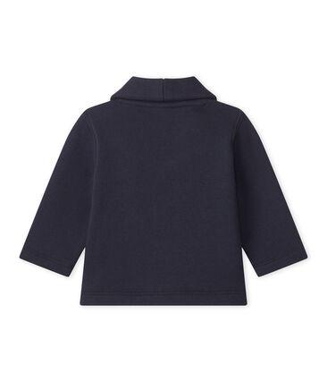 Baby-Jacke aus Molton für Jungen