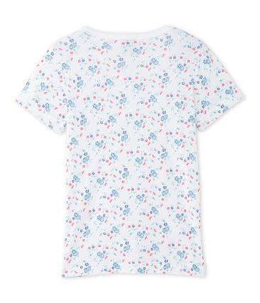 Bedrucktes Mädchen-Shirt