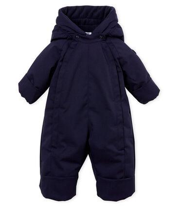 Unisex Baby Ski-Overall blau Smoking
