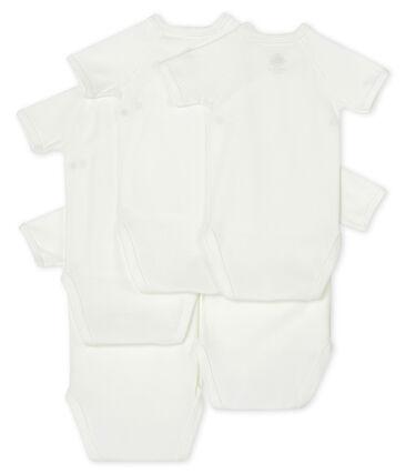 5er-Set kurzärmlige Bodys für Neugeborene lot .